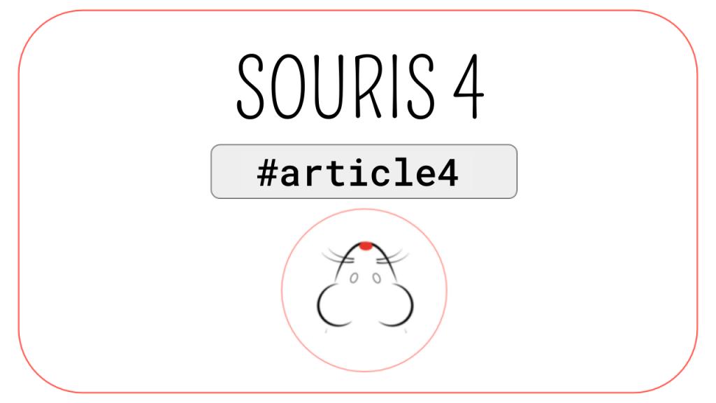 Souris 4 - Article 3